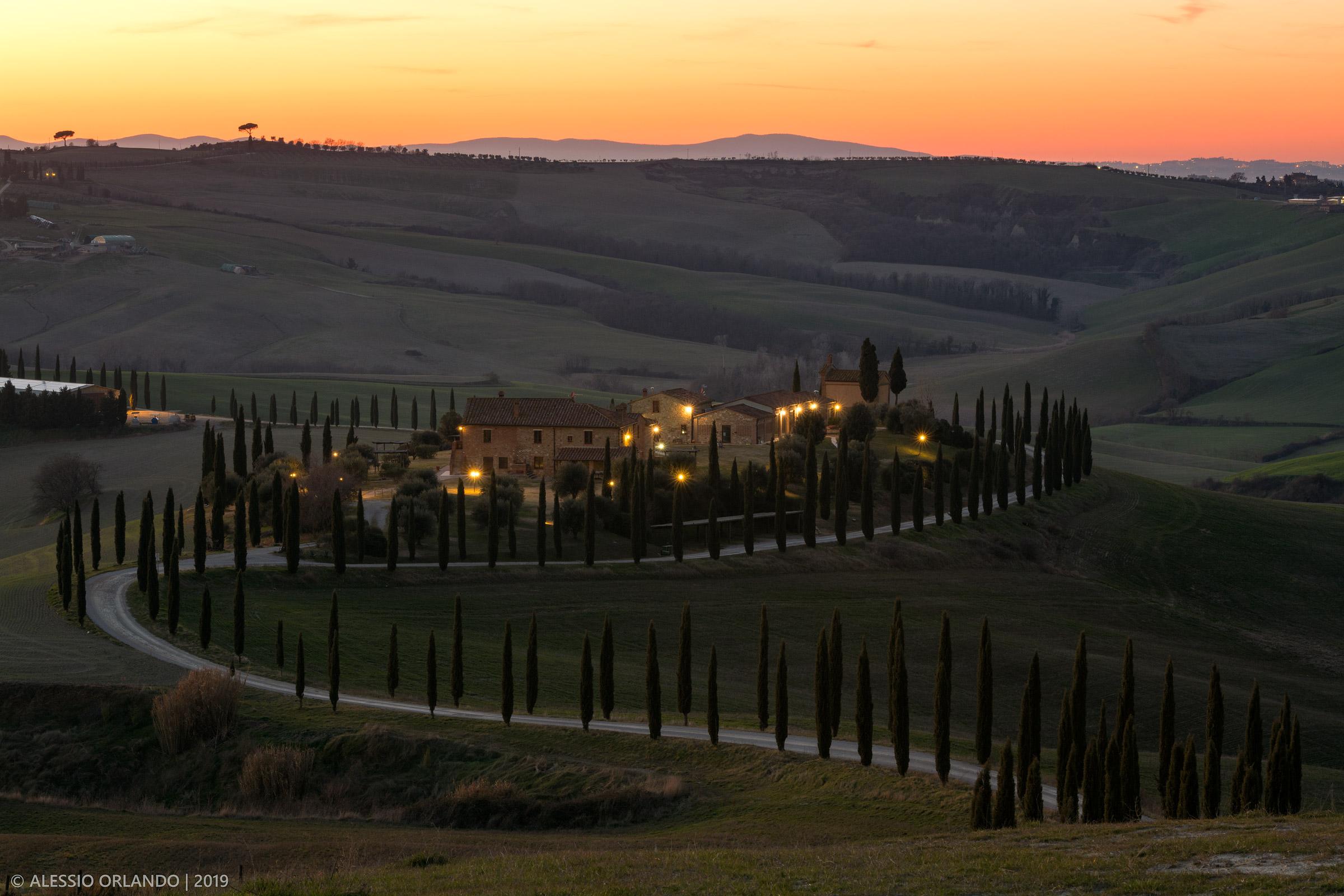Twilight on Baccoleno...