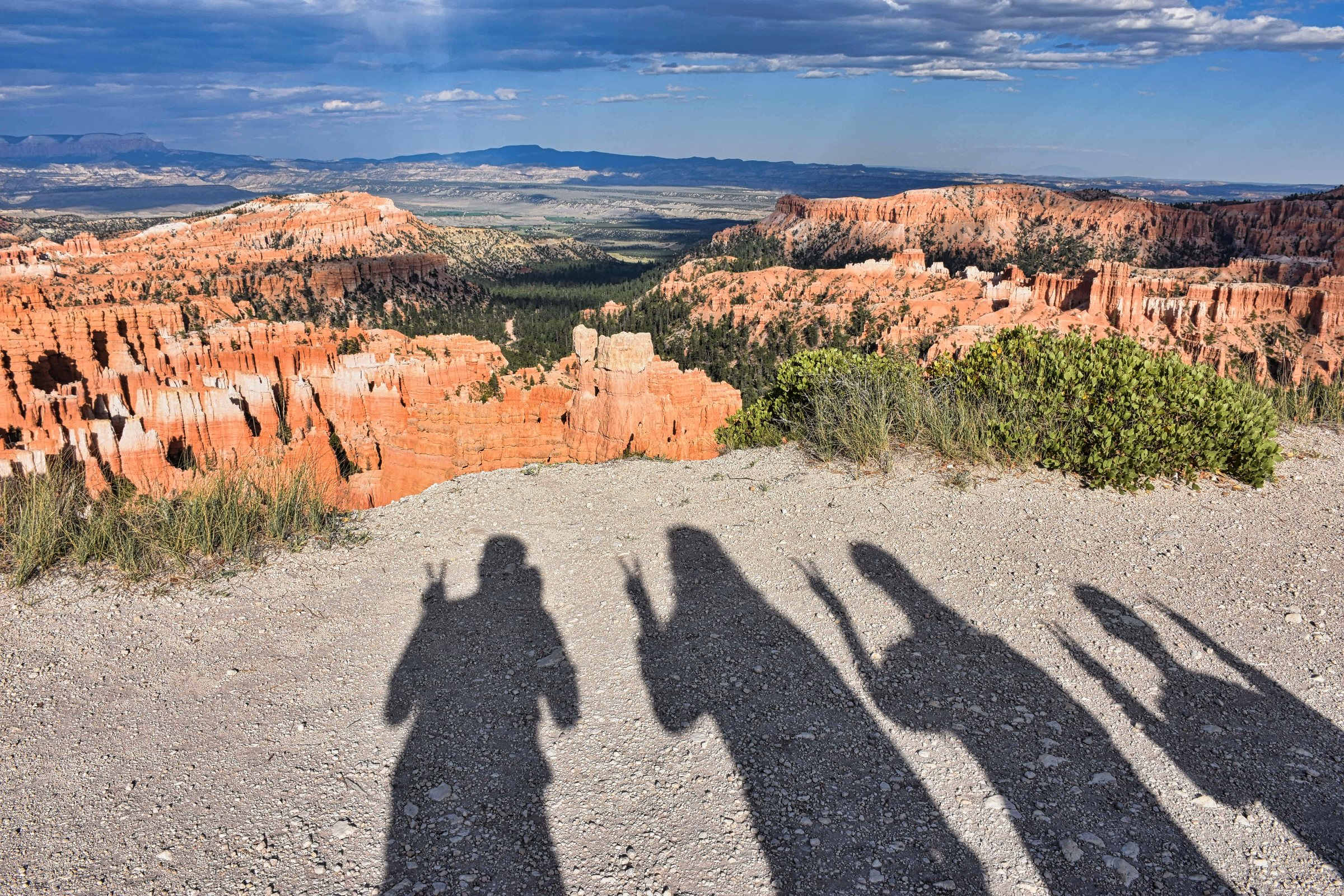 Ombre (Bryce Canyon National Park - Utah)...