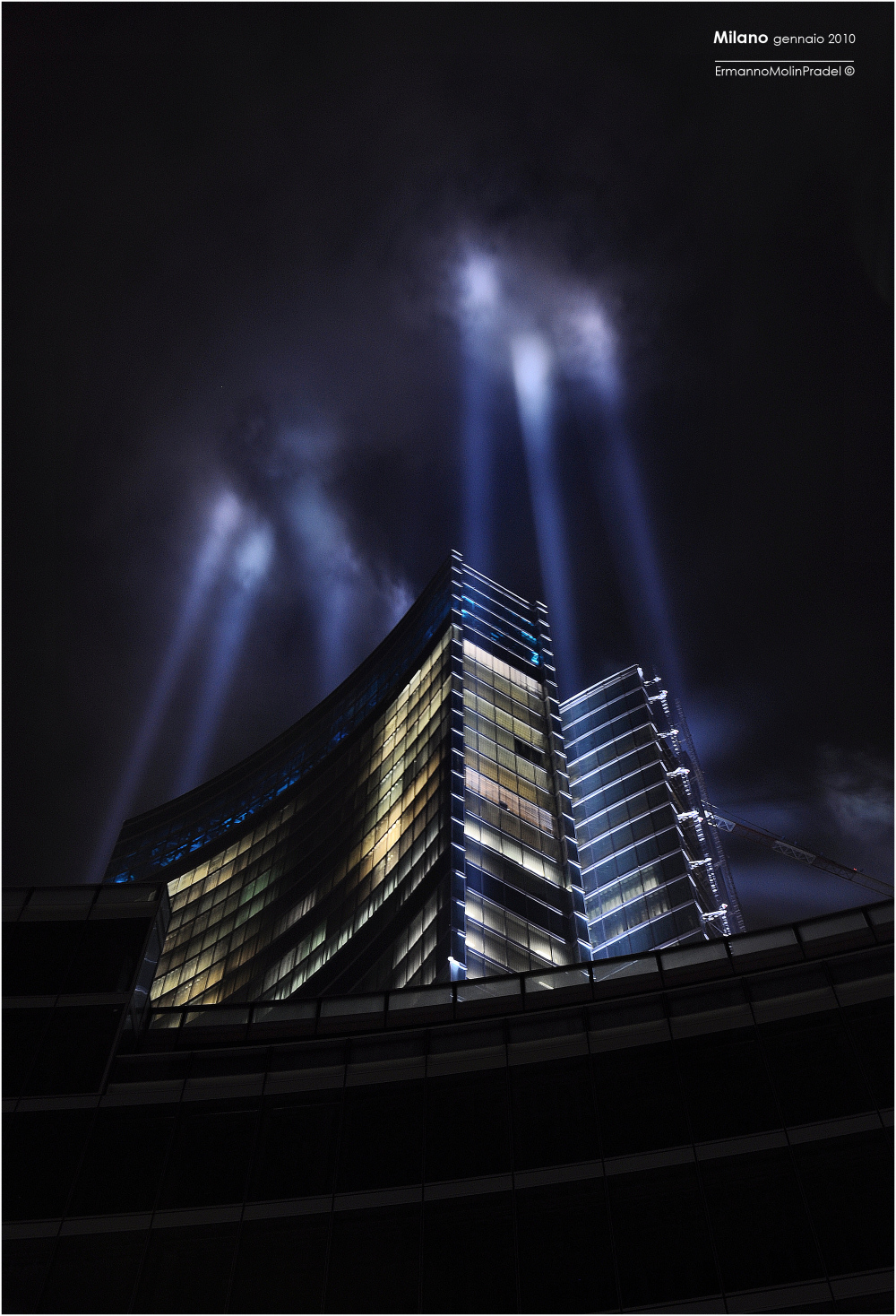 Gotham City .....