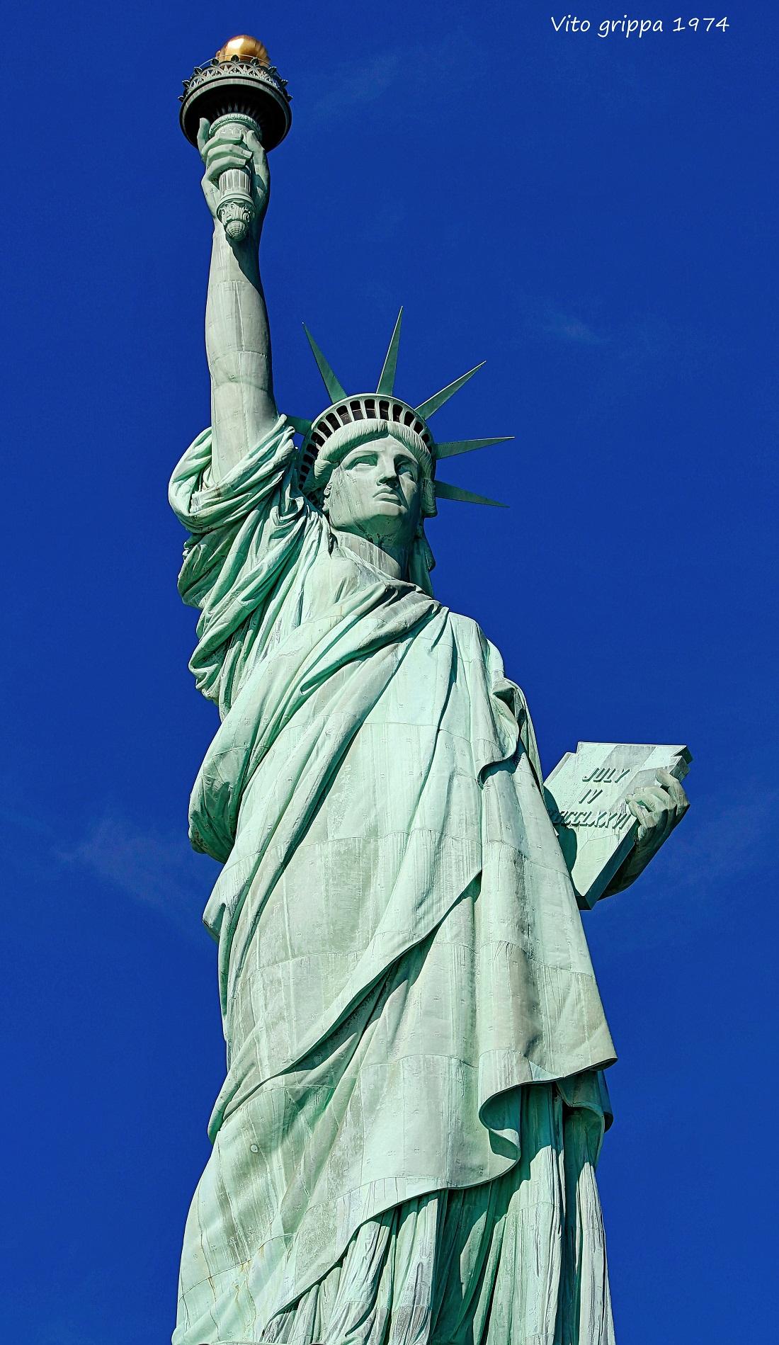 Liberty Statue...