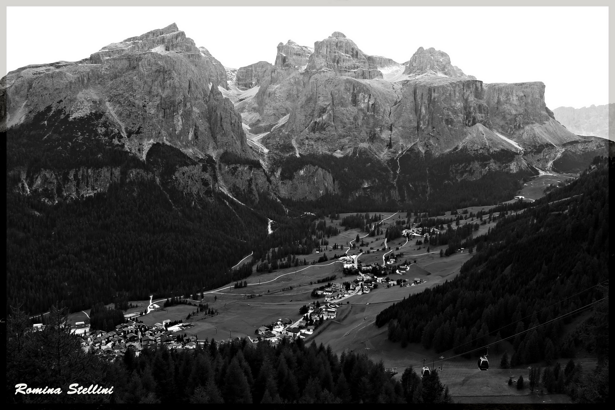 Alta Badia, Dolomites / Italy...