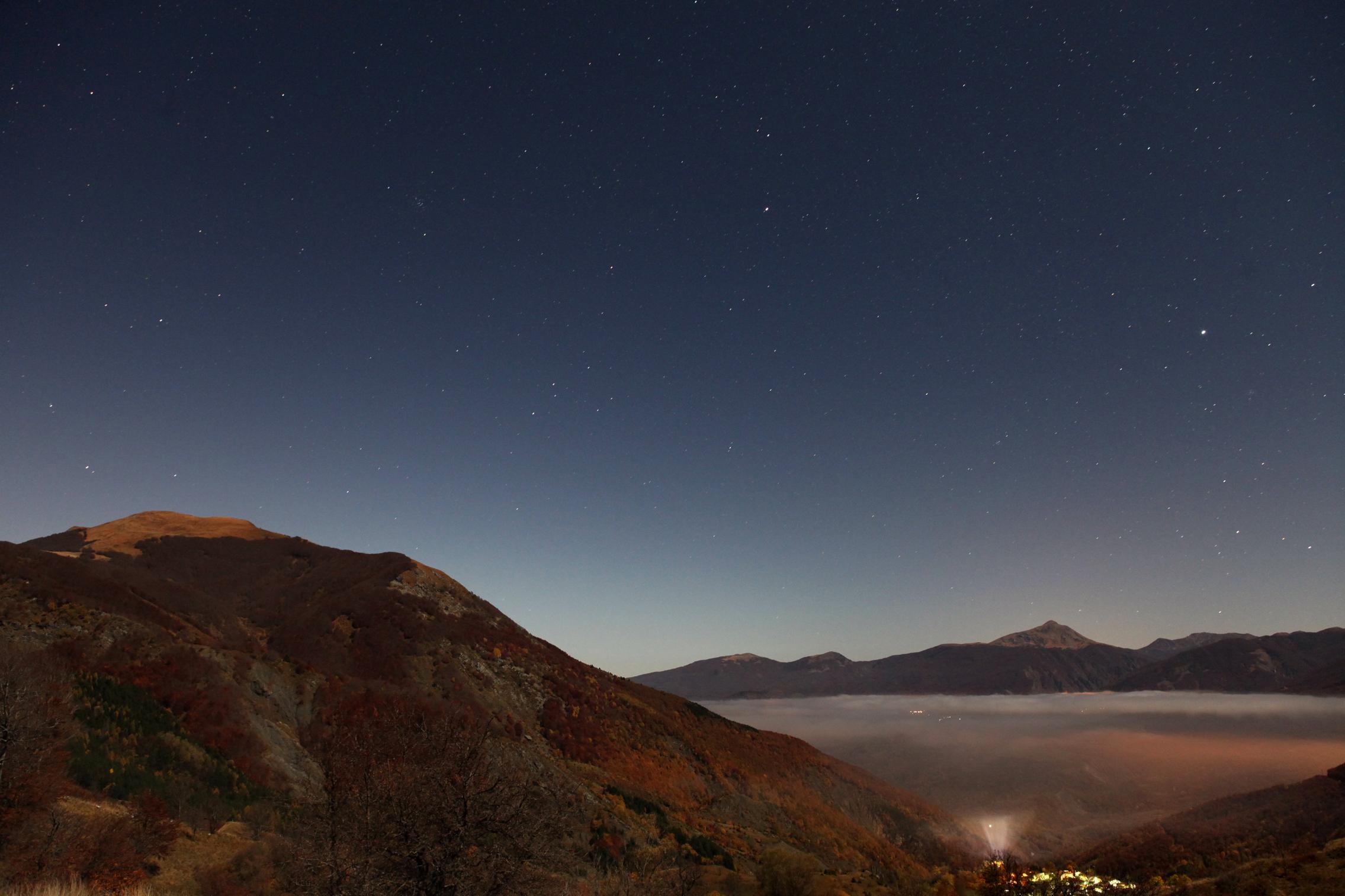 Monte Cusna dal Passo di Pratizzano...