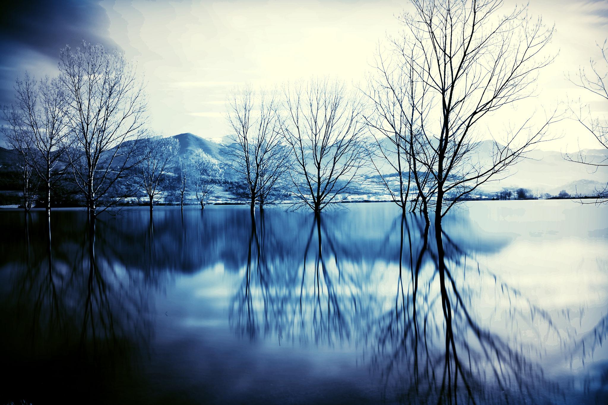 lago di canterno...