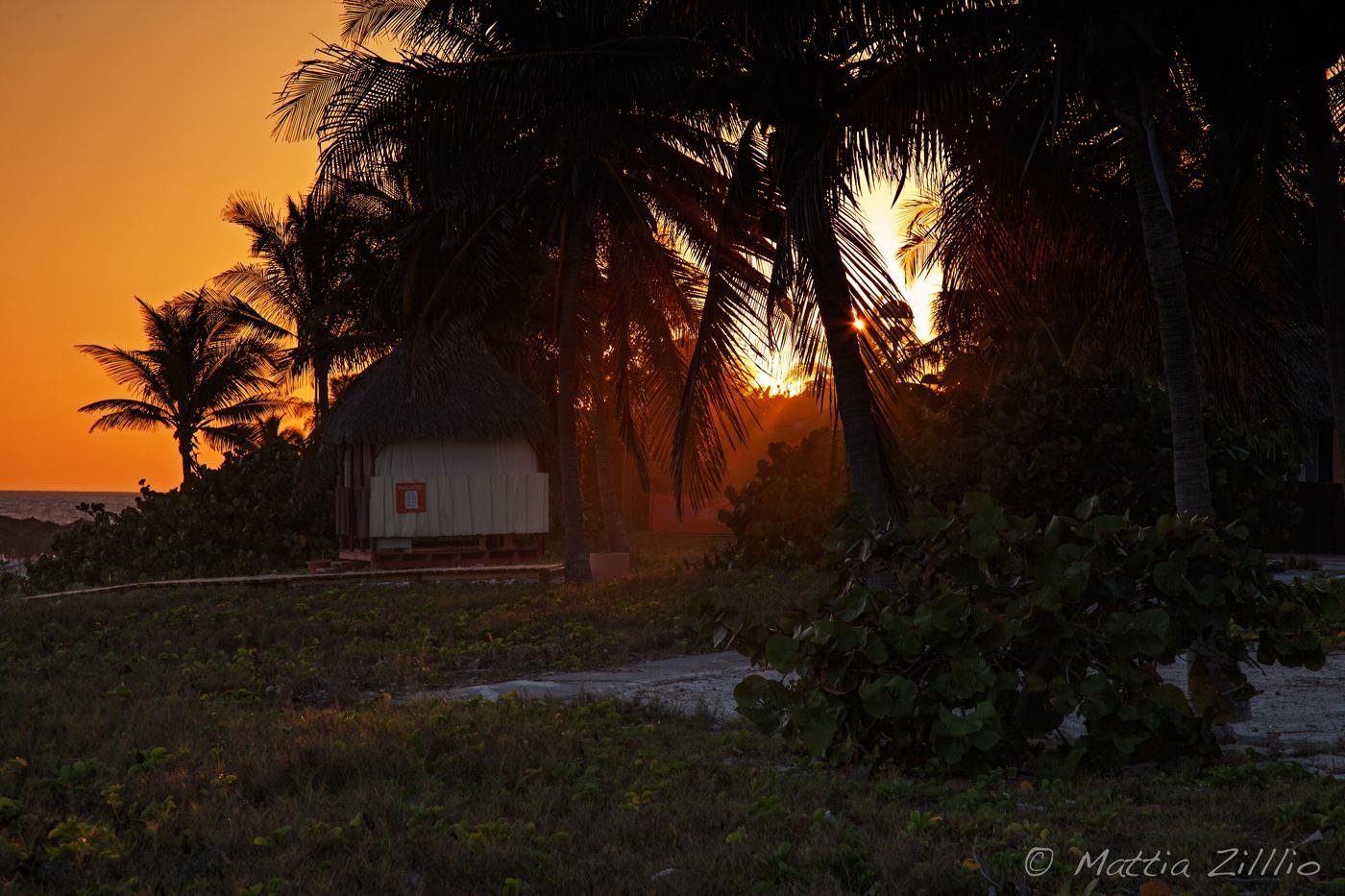 Sunset Cuba...