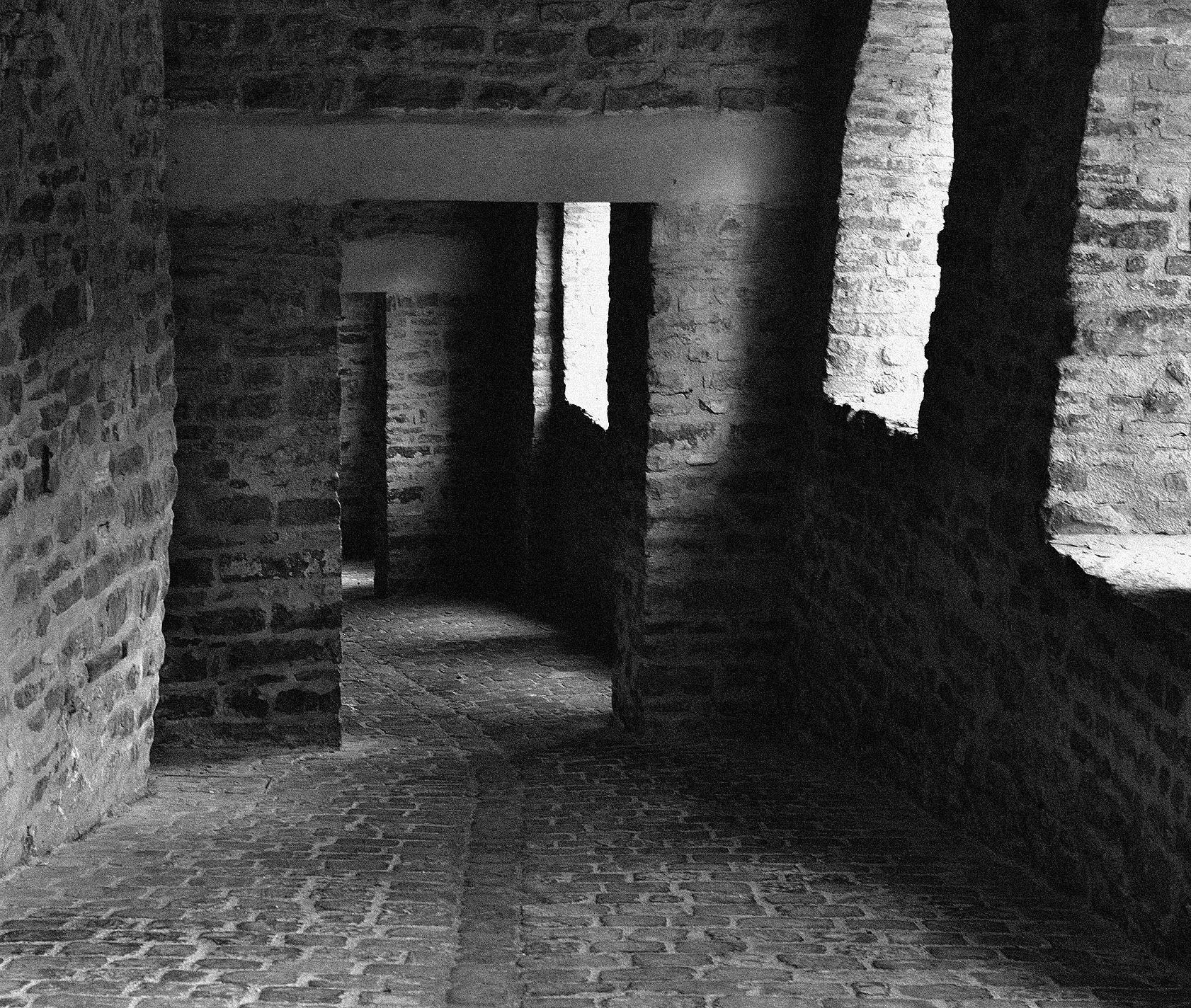 Ancient walkway...