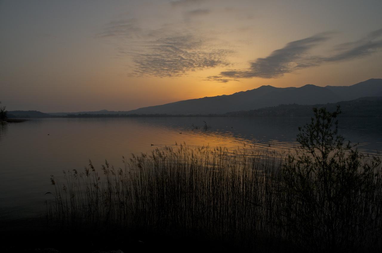 tramonto dopo il sole...