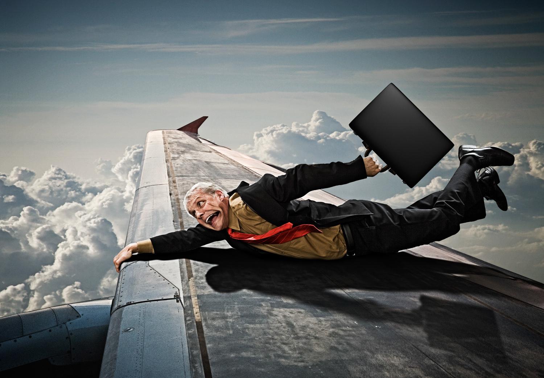 first class flight...