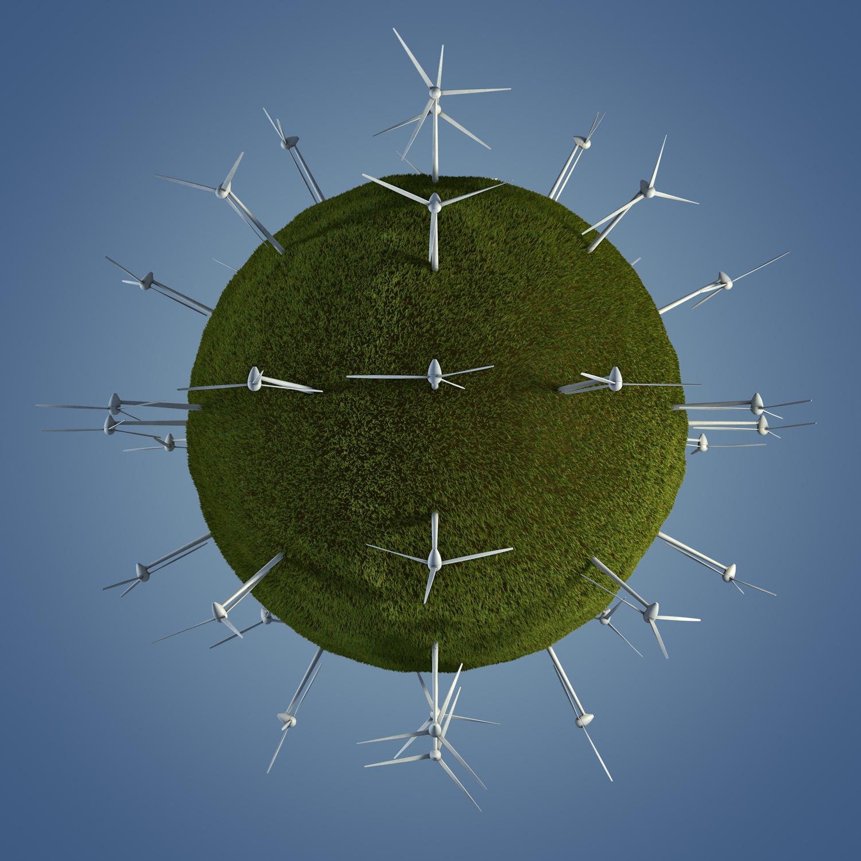 wind energy planet...