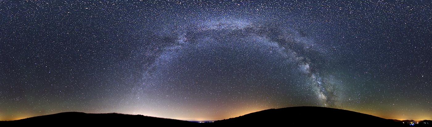Arco Galactic...