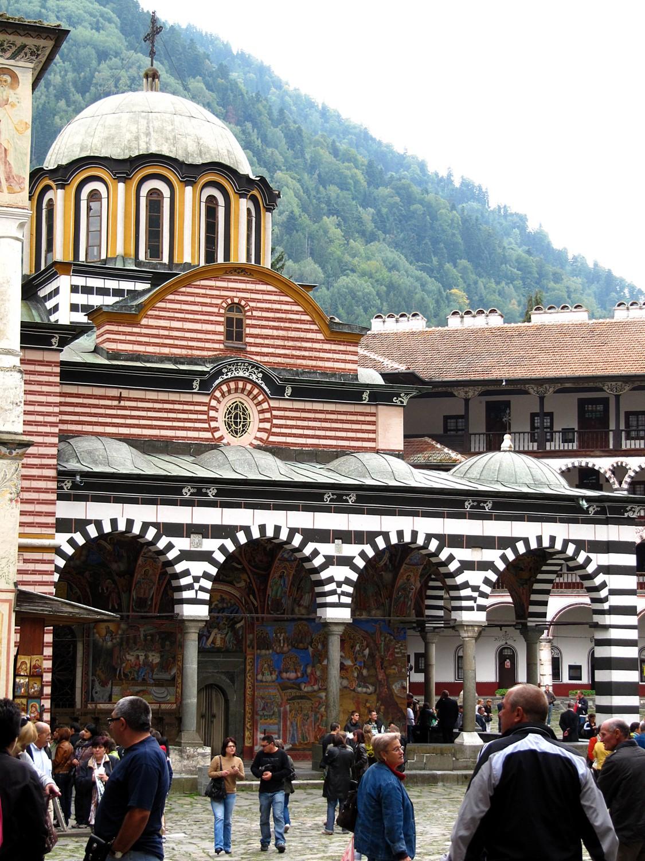 Rila Monastery, Bulgaria...