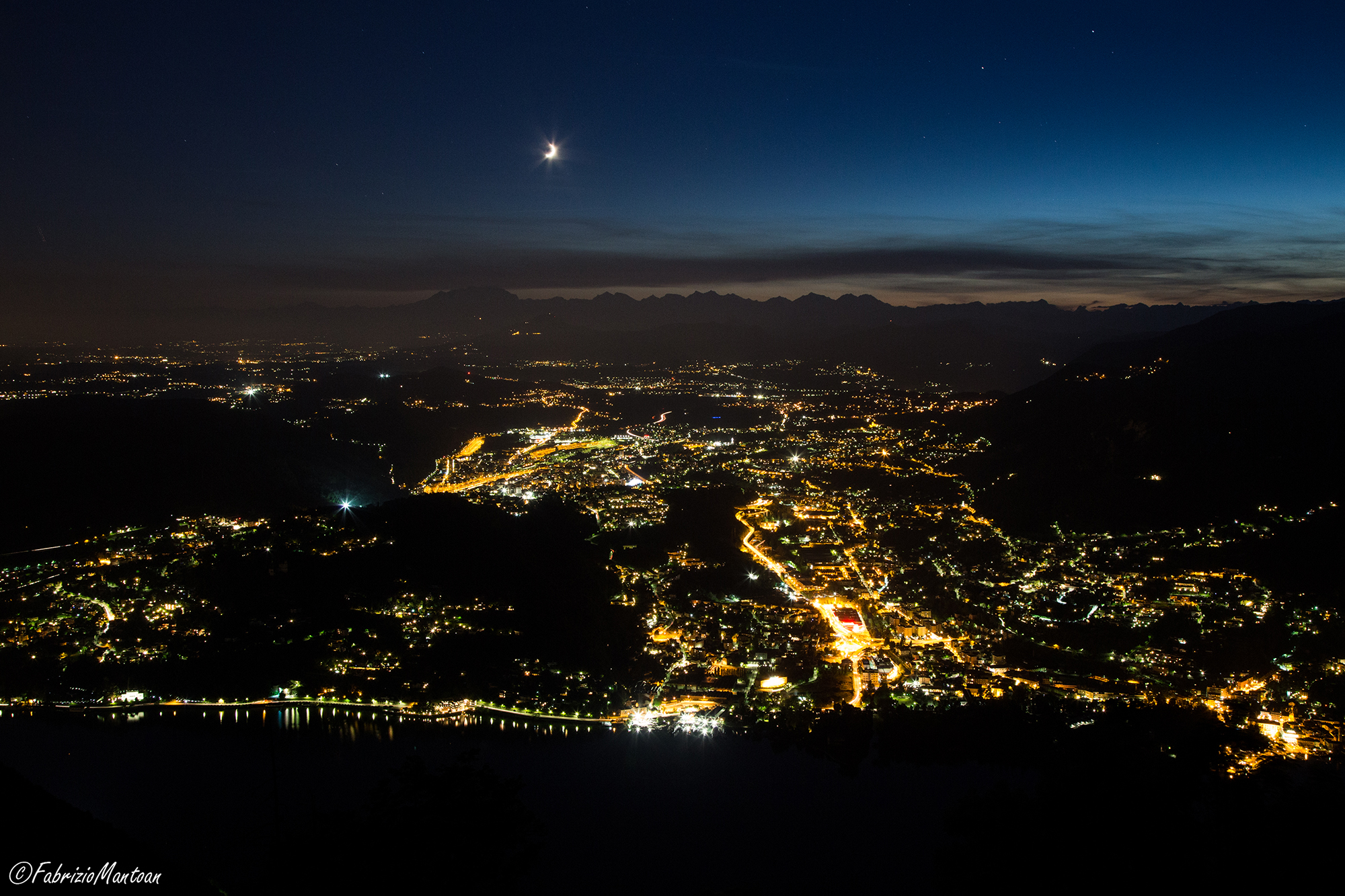 Cernobbio by night...