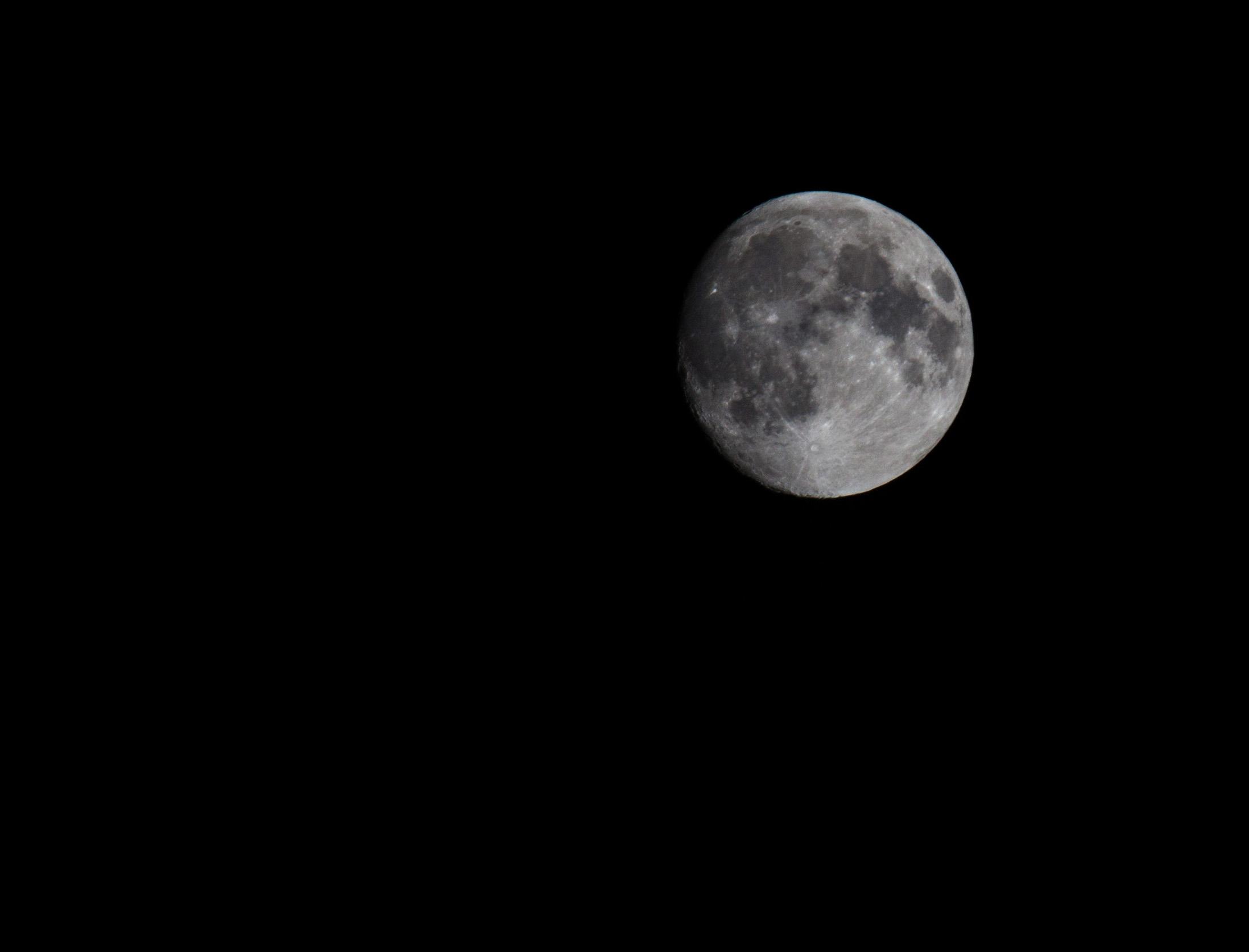 The big moon of 22/06/2013...
