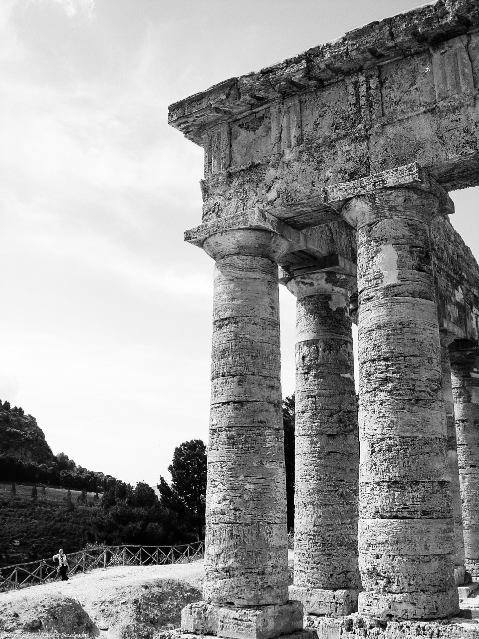Greek Temple of Segesta...