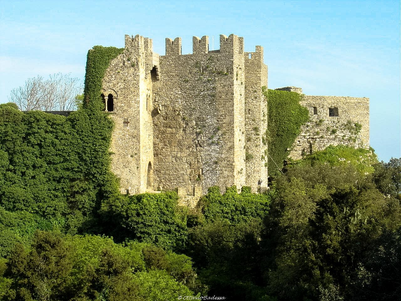 Erice: Castle of Venus...