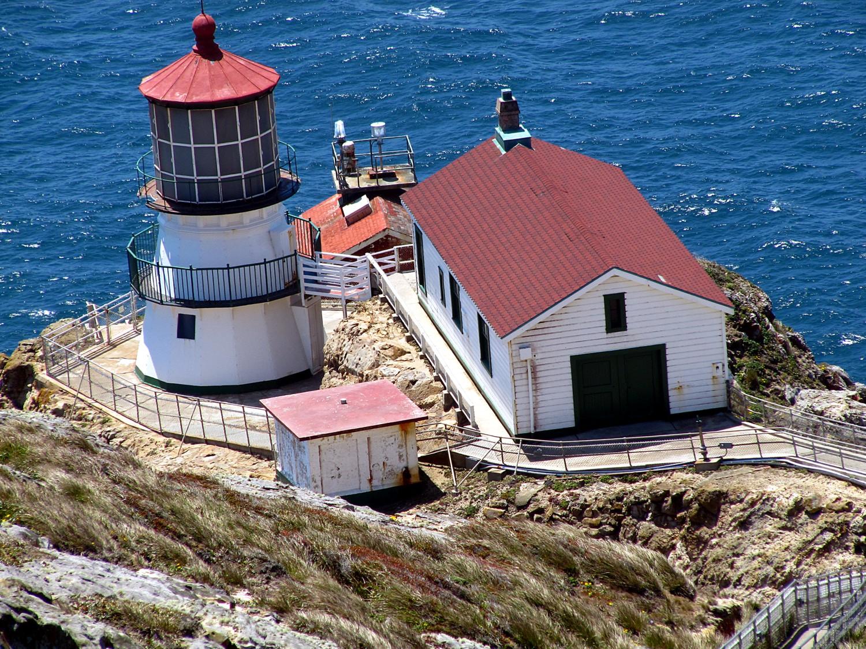 Point Reyes Light house...