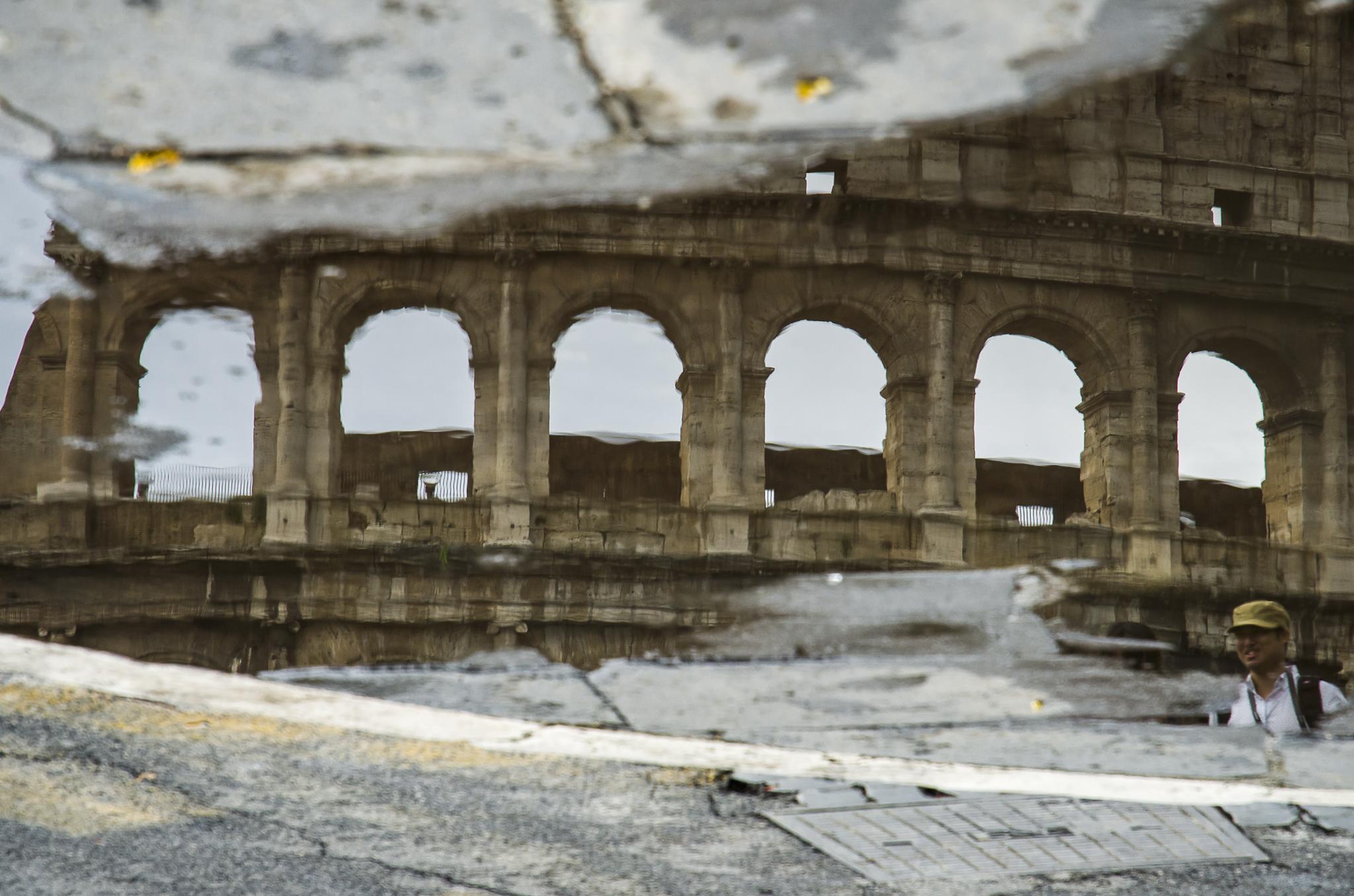 Colosseum...