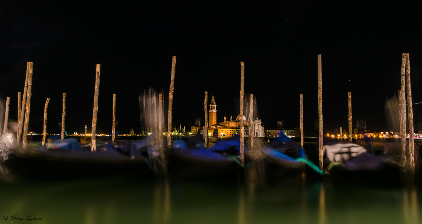 Island of San Giorgio...