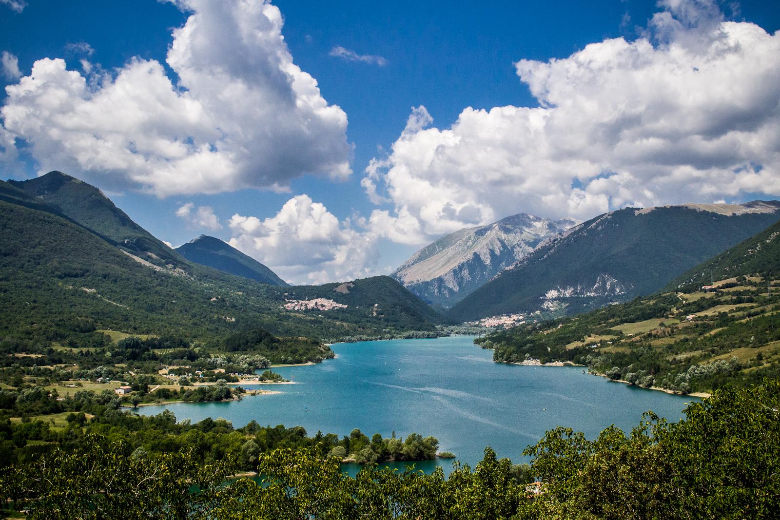 Lake Barrea-Aq...