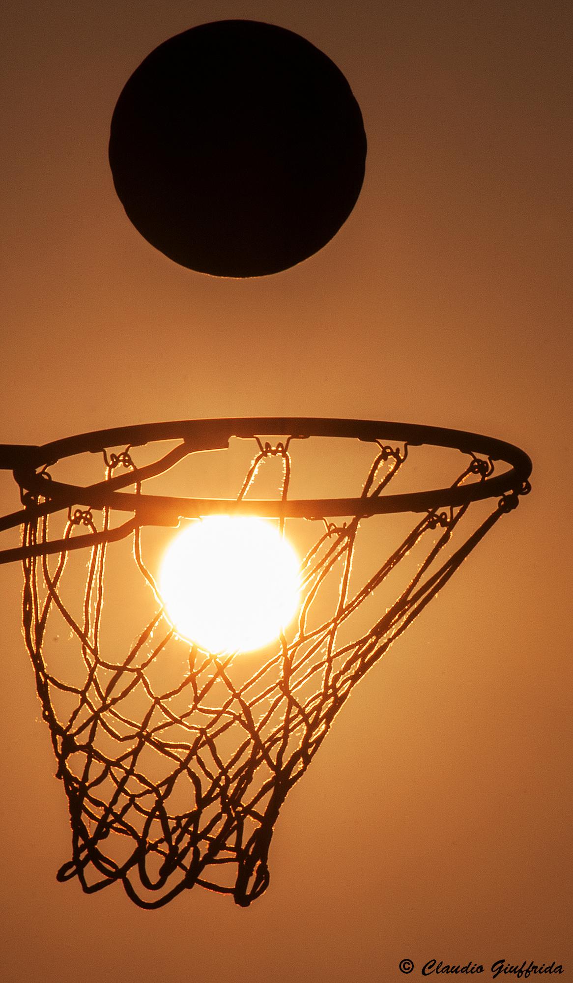 double basket...
