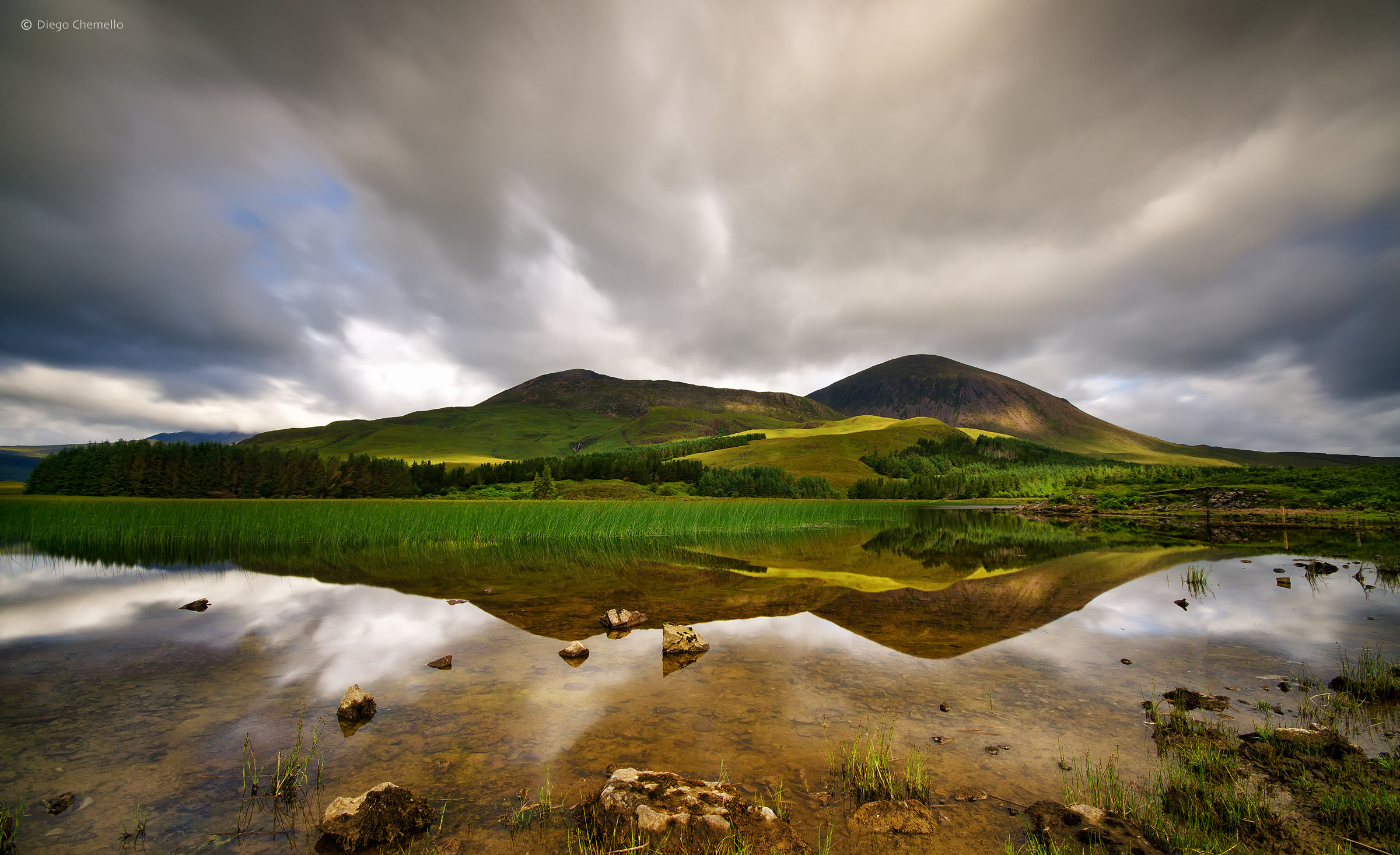 Isle of Skye - Loch Cill Chriosd...