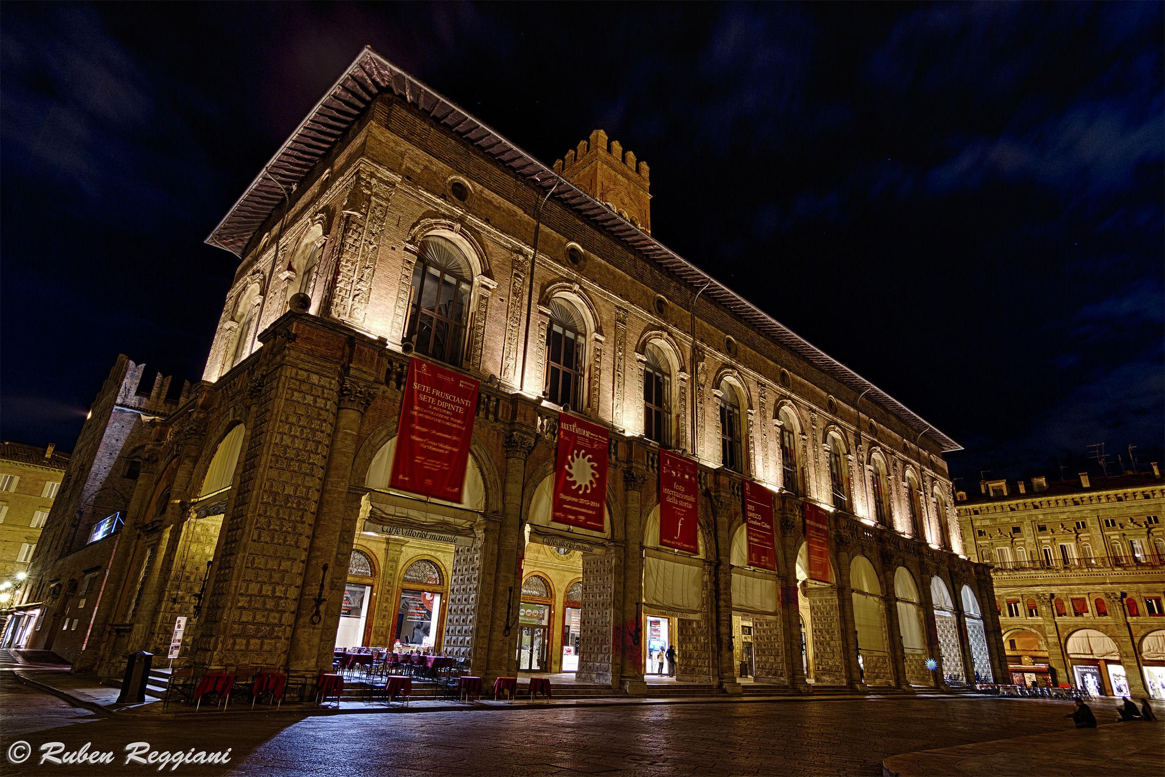 Palazzo Re Enzo...