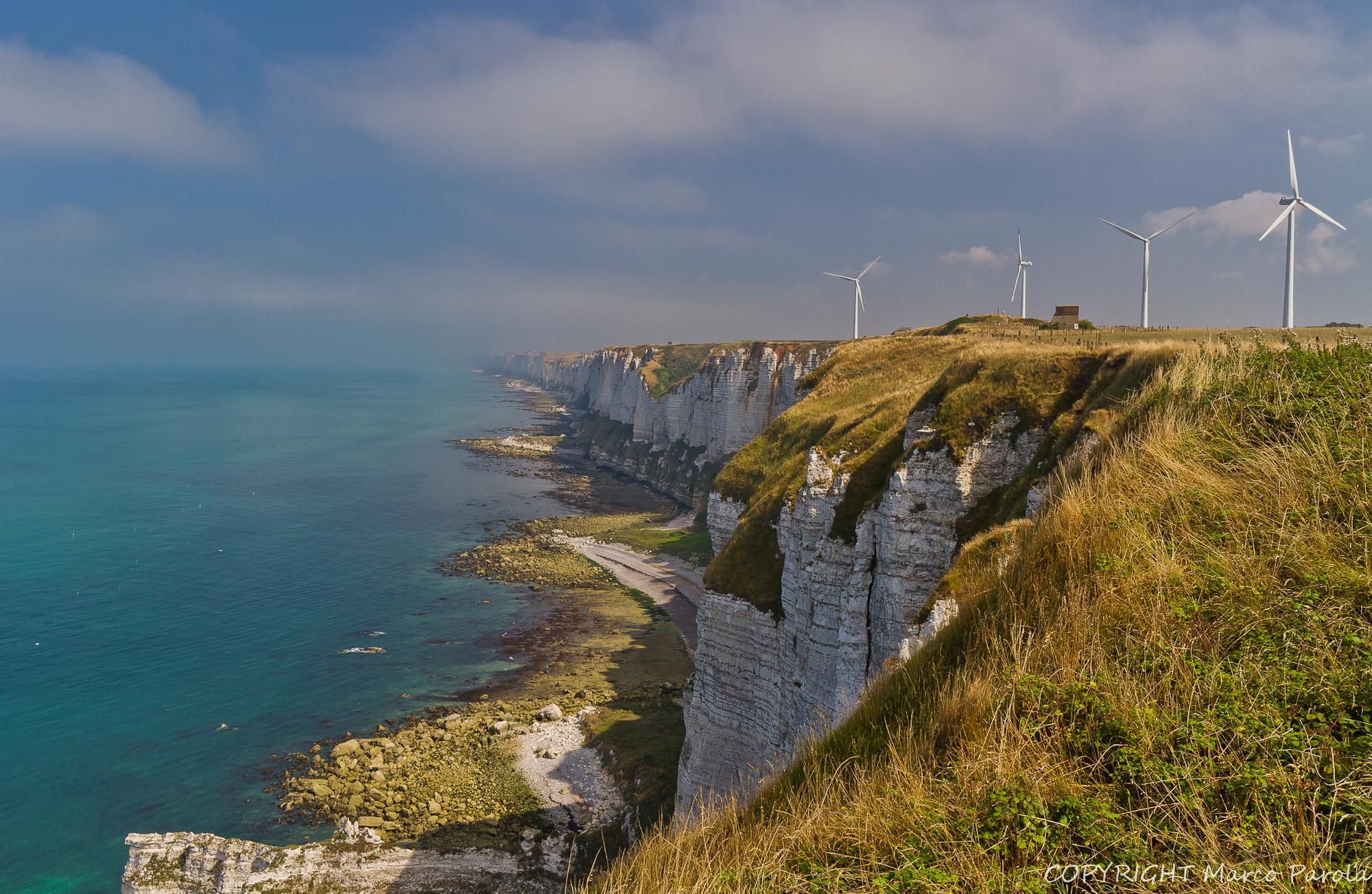 cliff Fecamp...