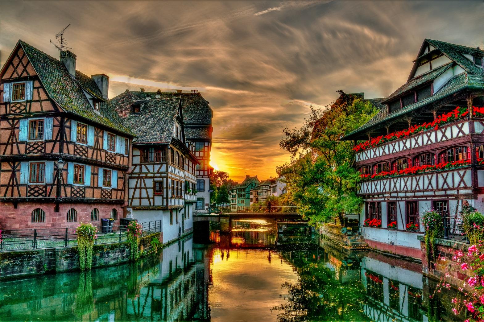 Strasbourg - Petite France - HDR...