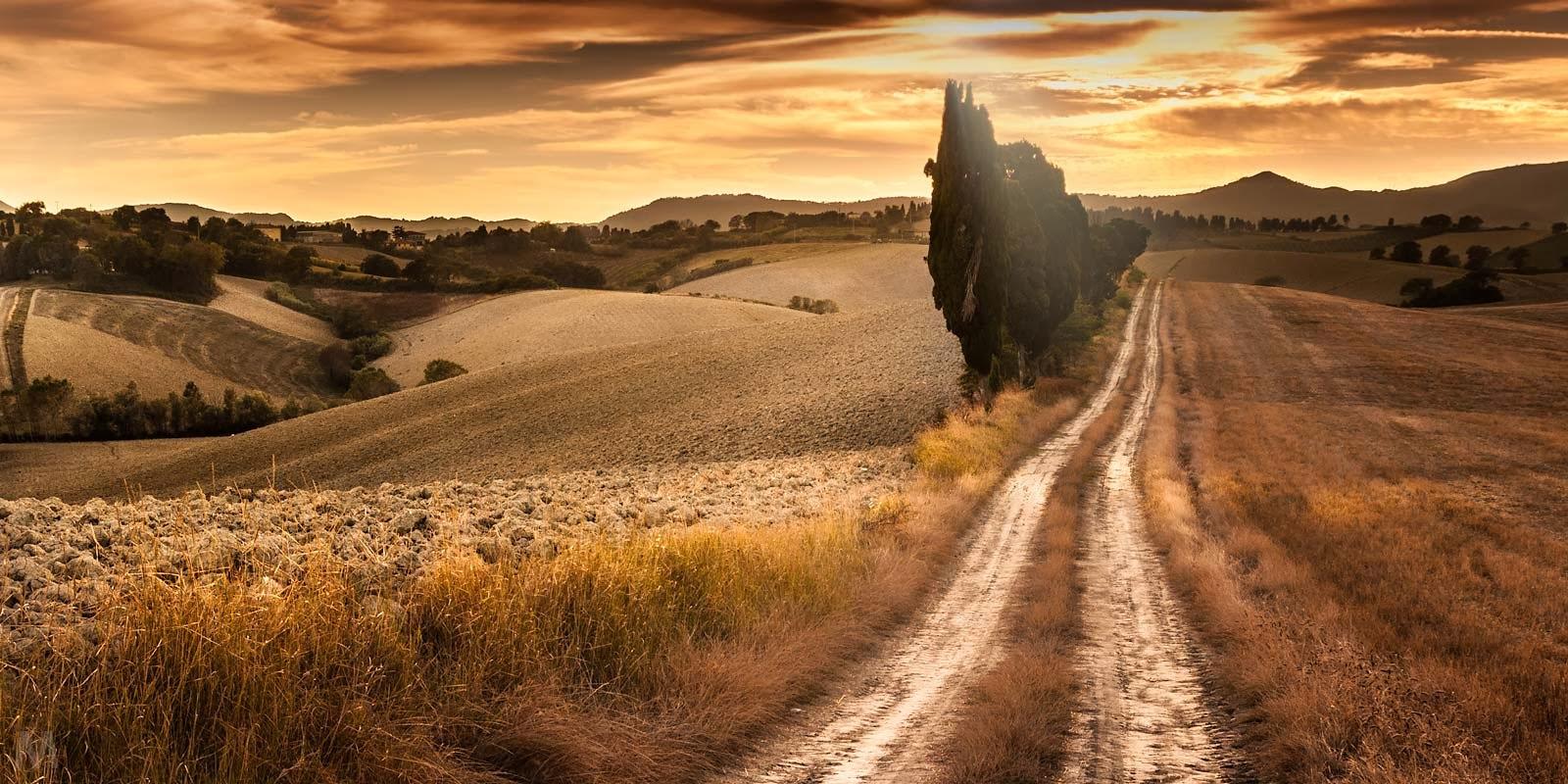 ..lovely Tuscany