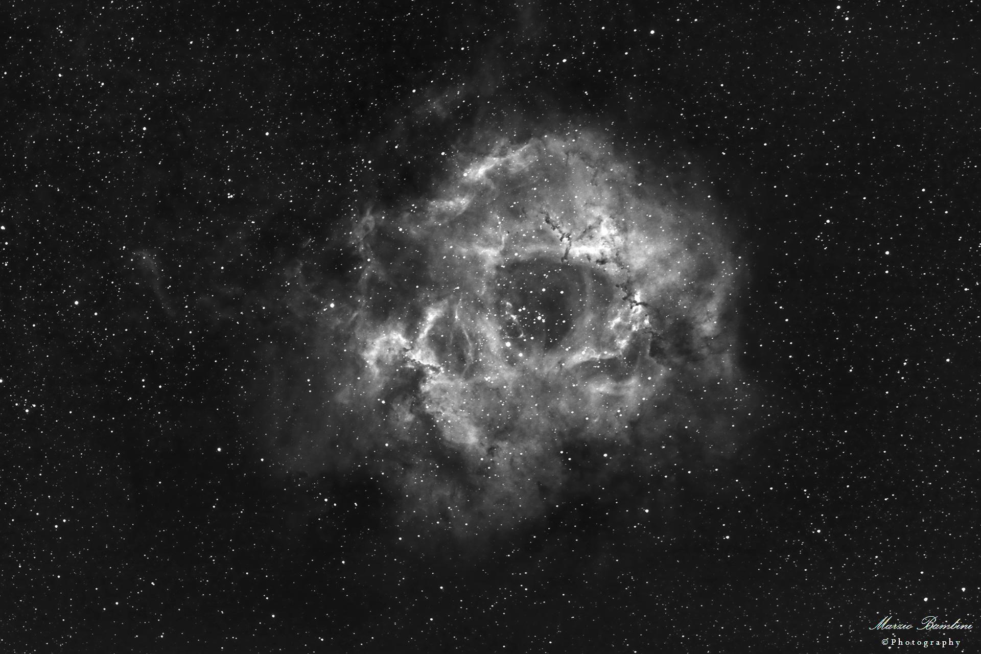 Rosette Nebula...