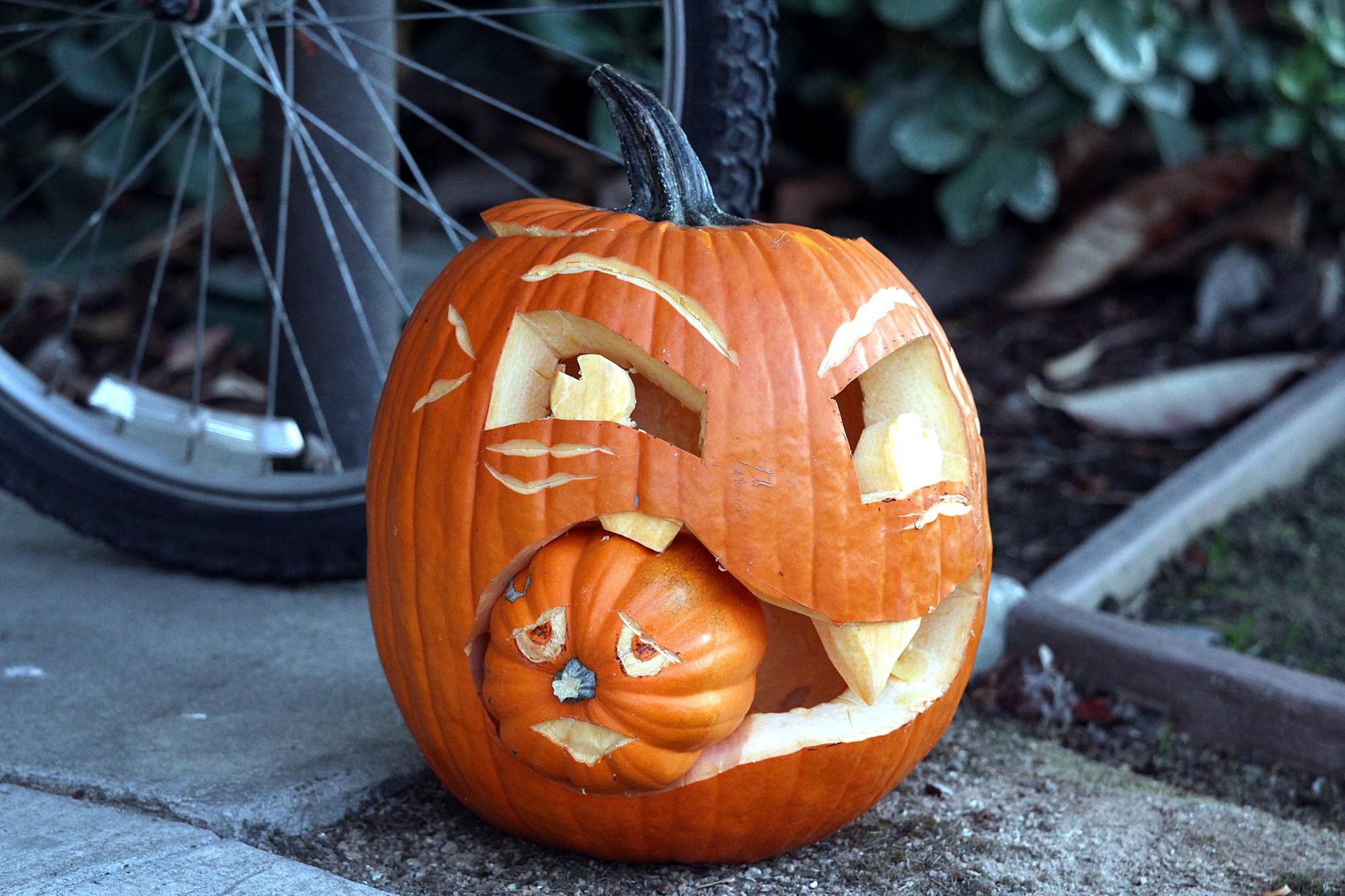 Halloween atack!...