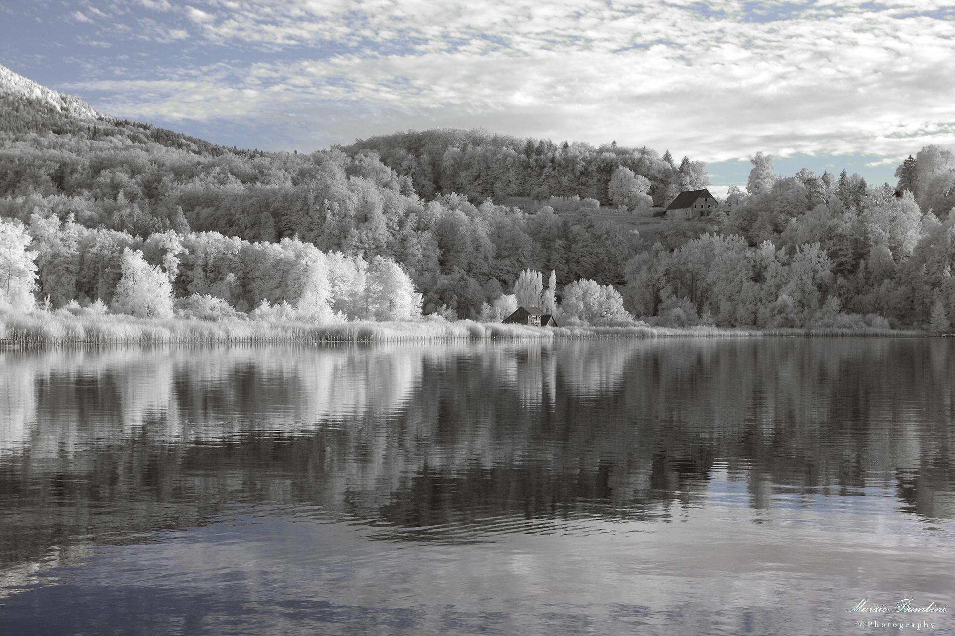 Saint Alban de Montbel, Lac d'Aiguebelette...