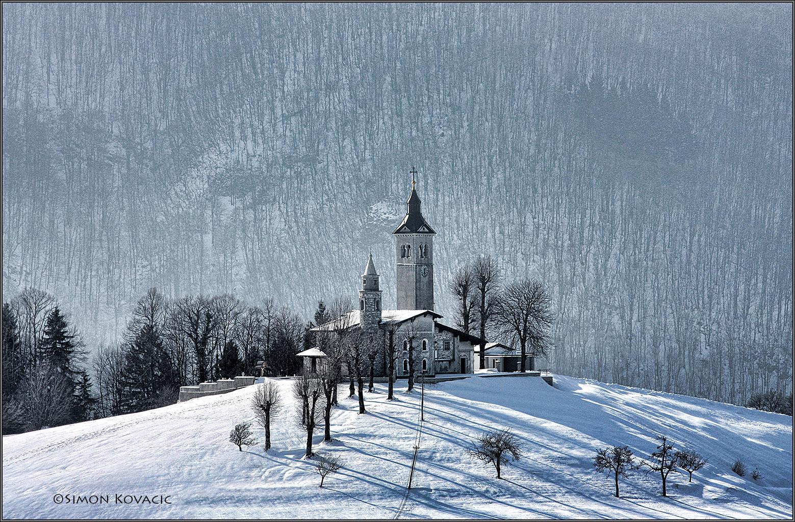 Winter morning...