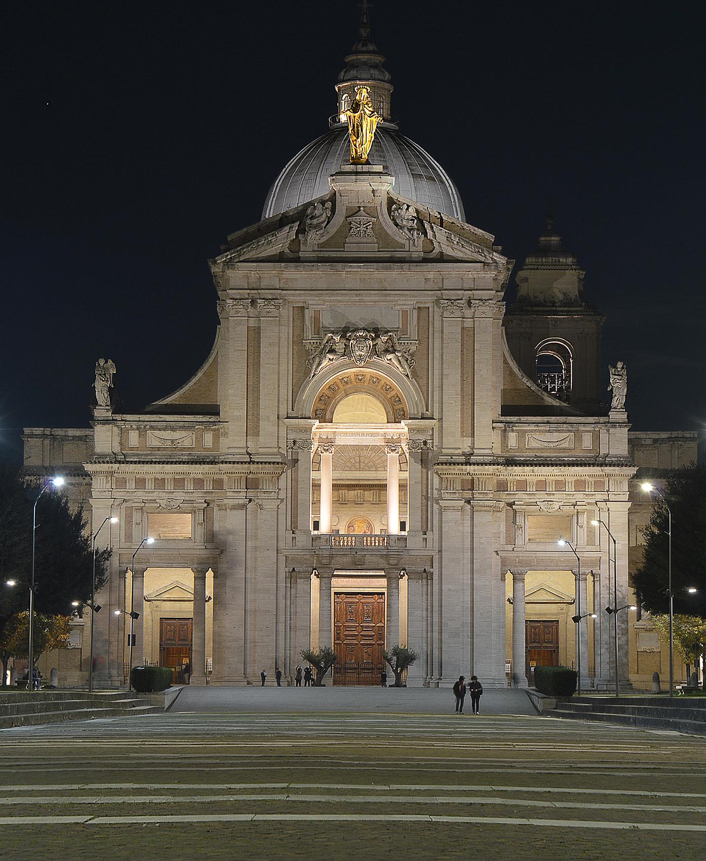 Basilica Santa Maria degli Angeli...