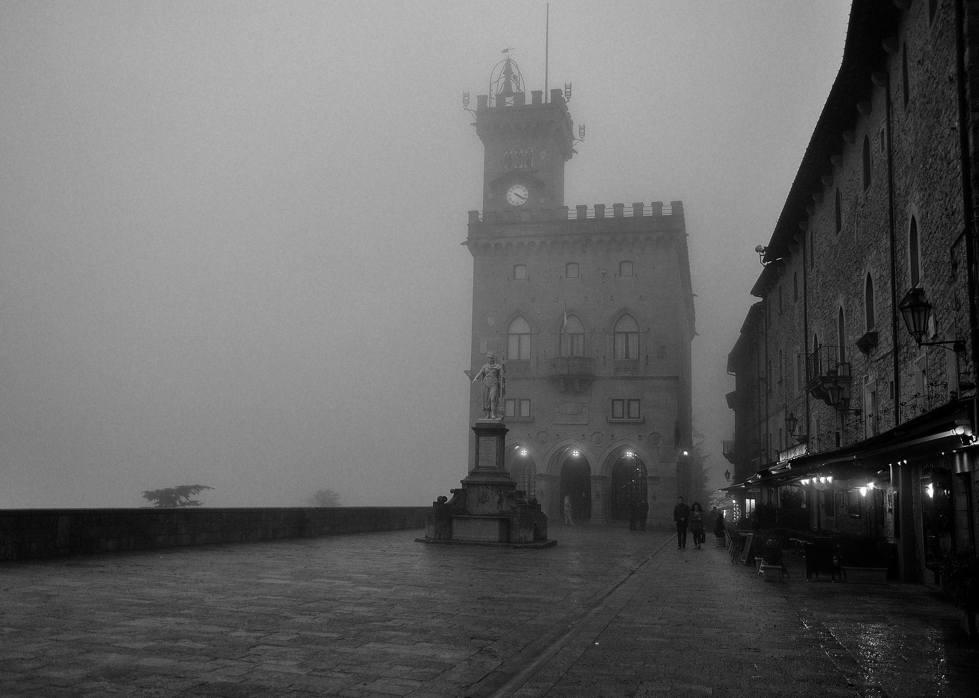 Autumn in San Marino...