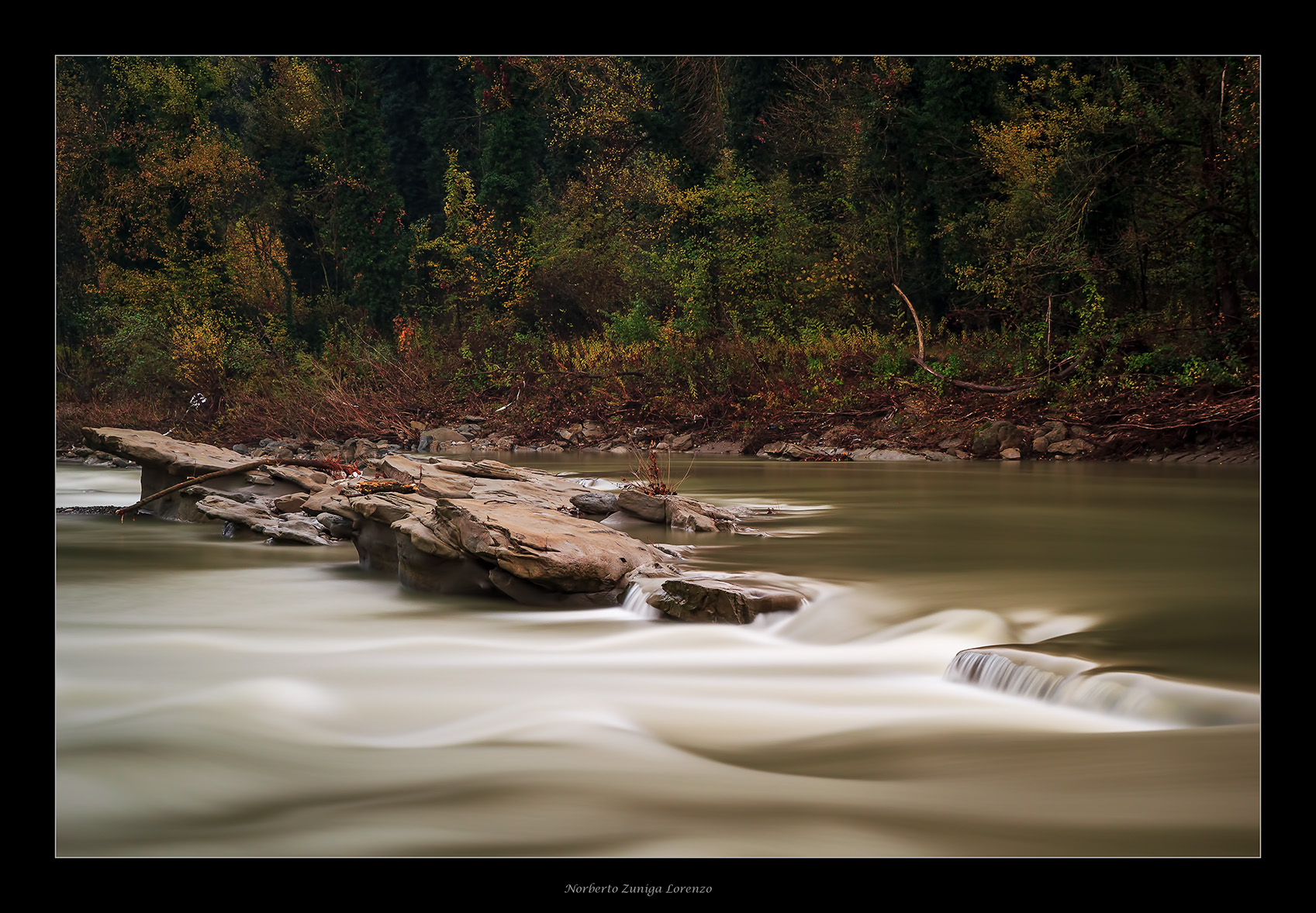 Rhine River II...