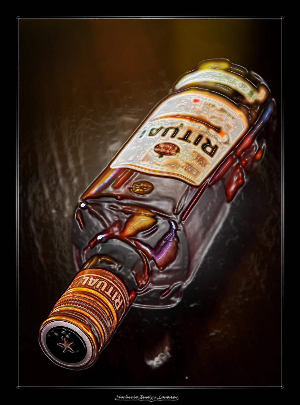 Rum Ritual (Cuban)...