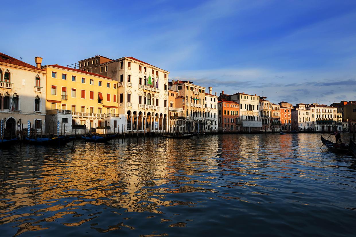 Autunno a Venezia...