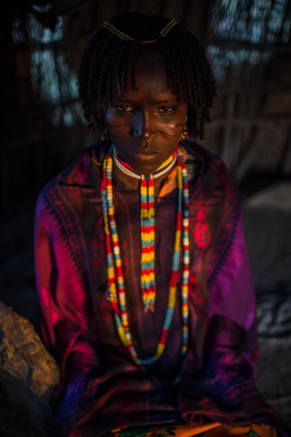 Karrayyu tribe...
