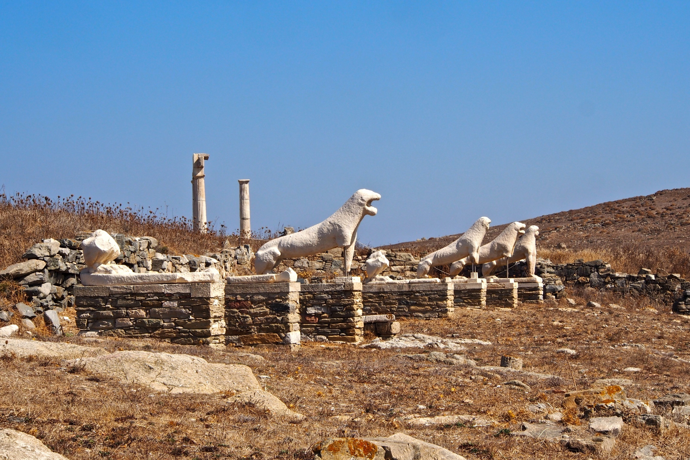 Cyclades Islands - Delos...