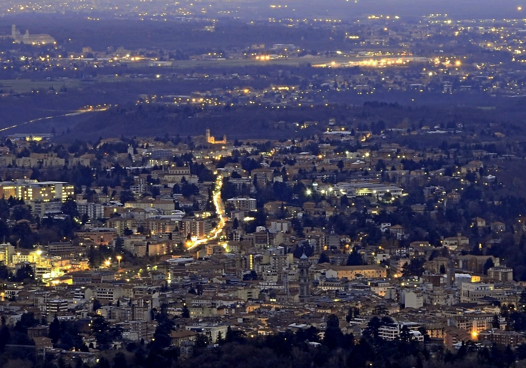 Varese, awakening...