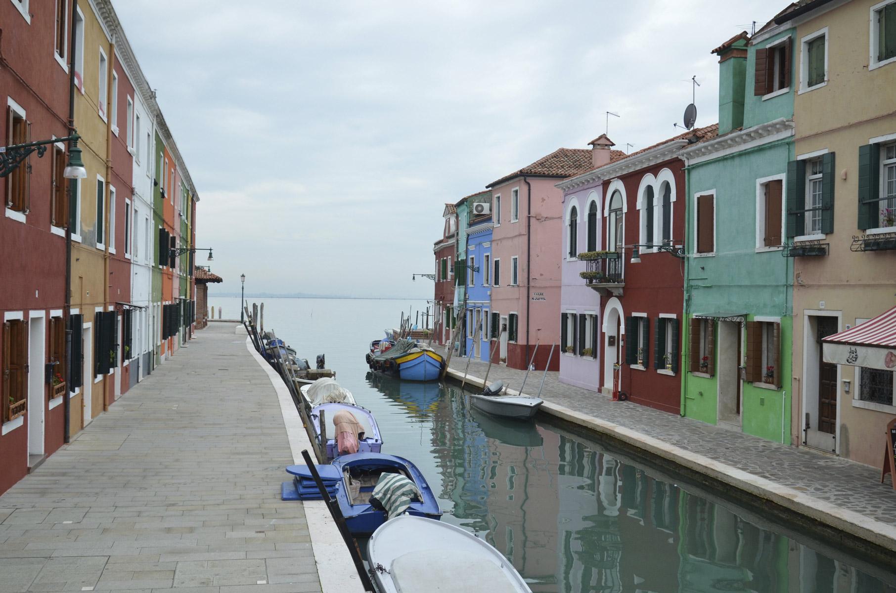 Venice / Burano...