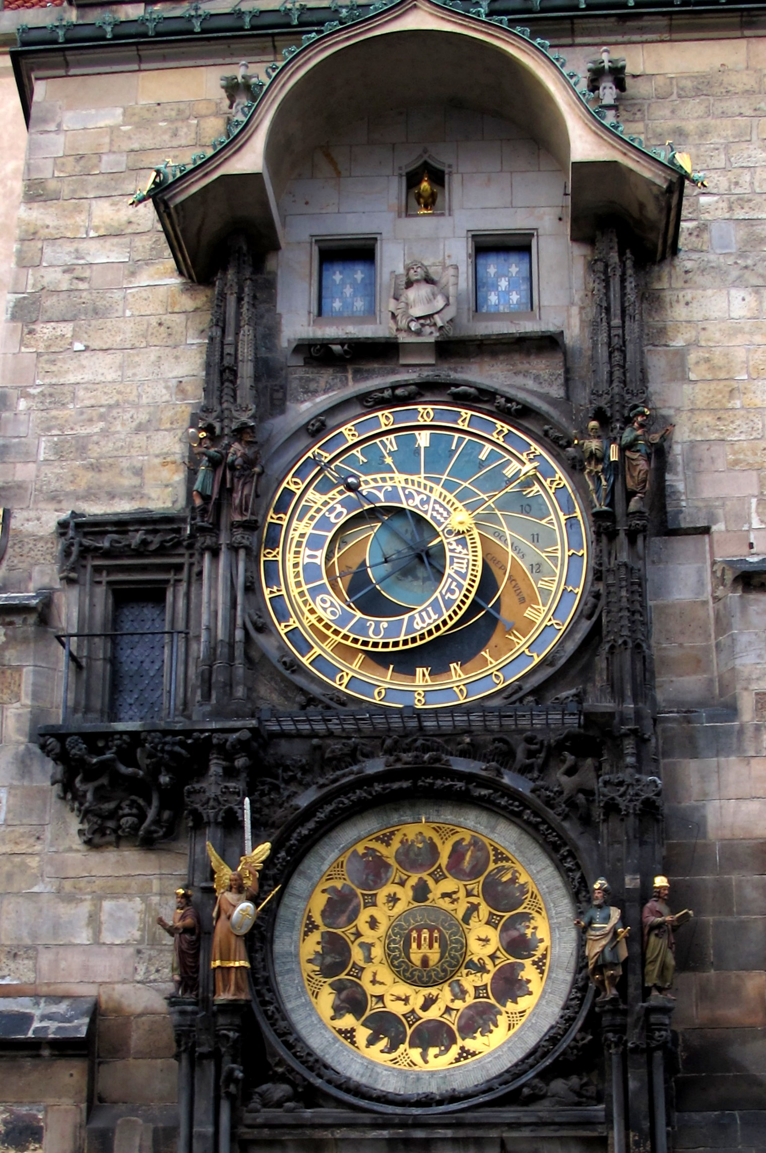 Astronomical clock...