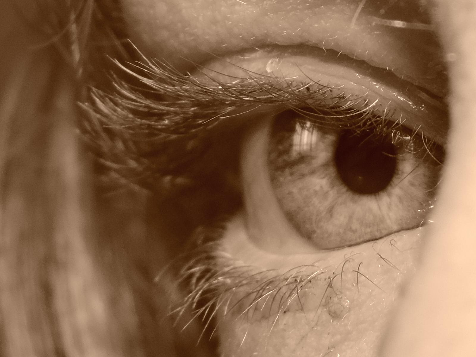 Occhio,Monocromatico...