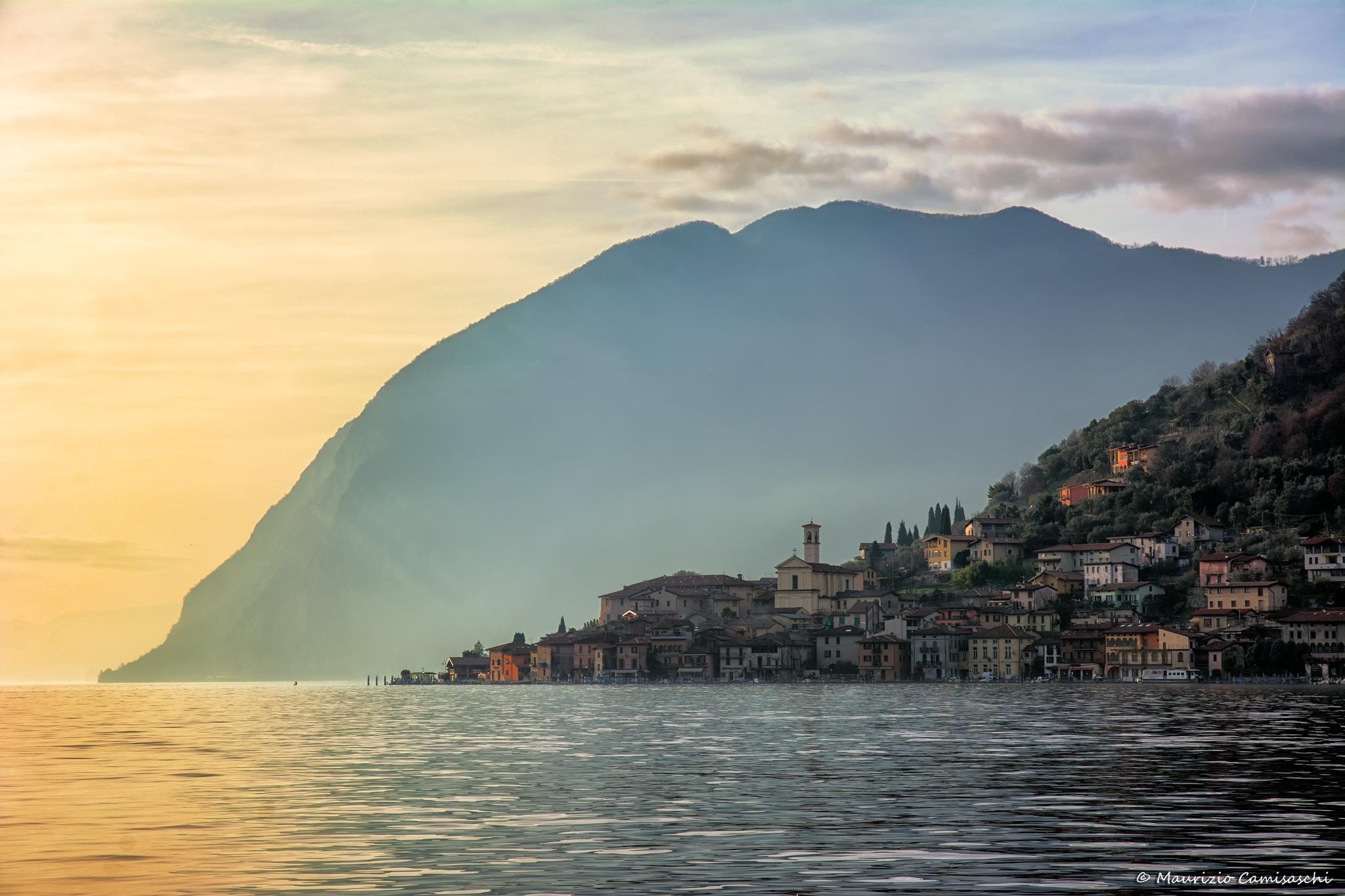 Monte Isola...