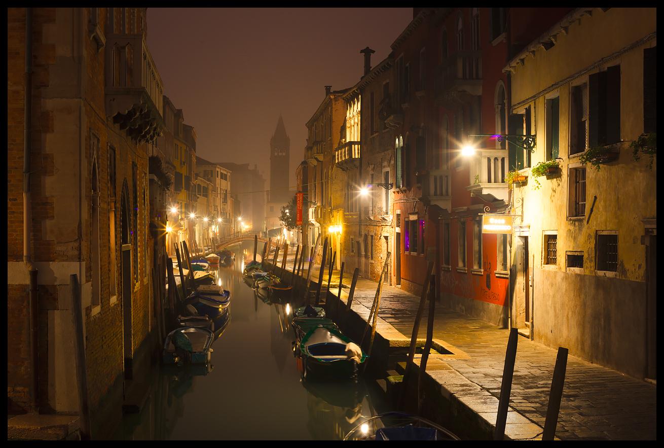 Venezia di notte...
