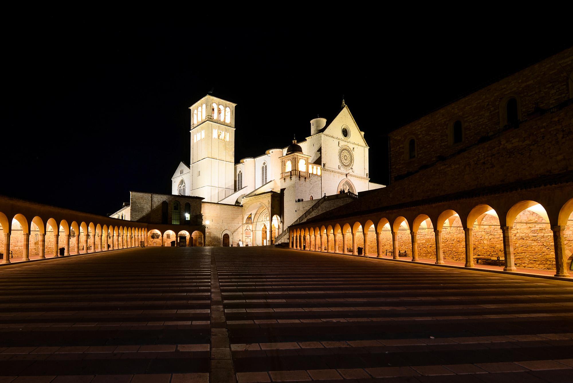 Basilica of St. Francis # 2...