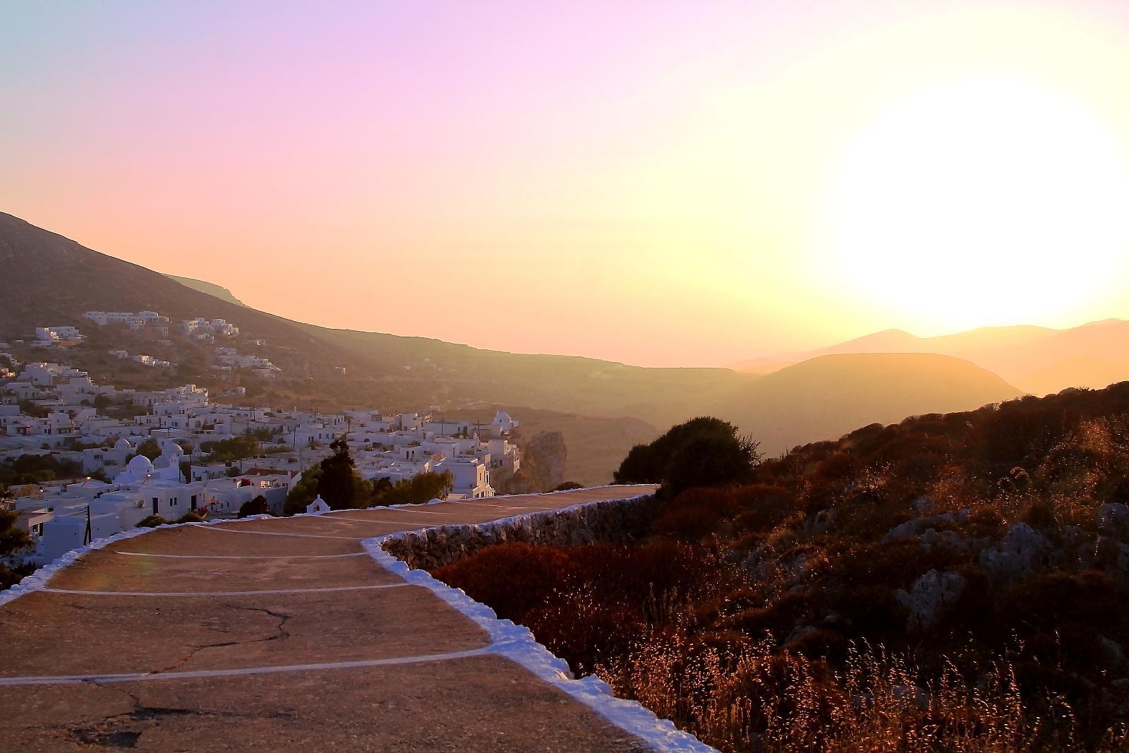 Strada del tempio...