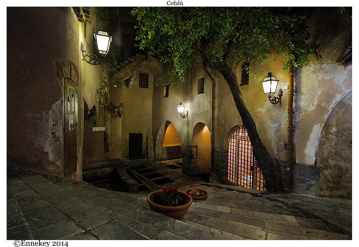 Cefalu Medieval Wash-...