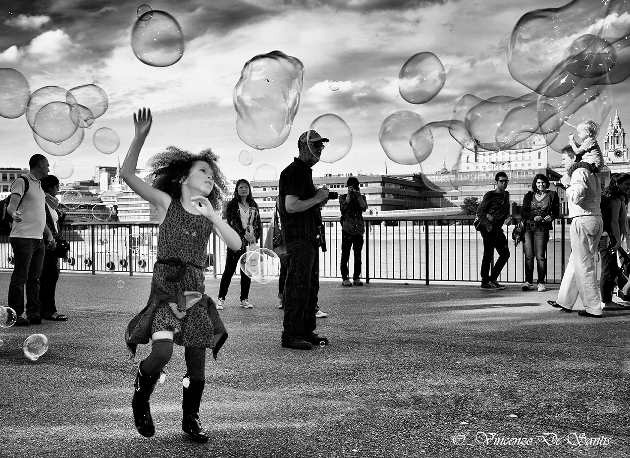 Il Fascino delle bolle...