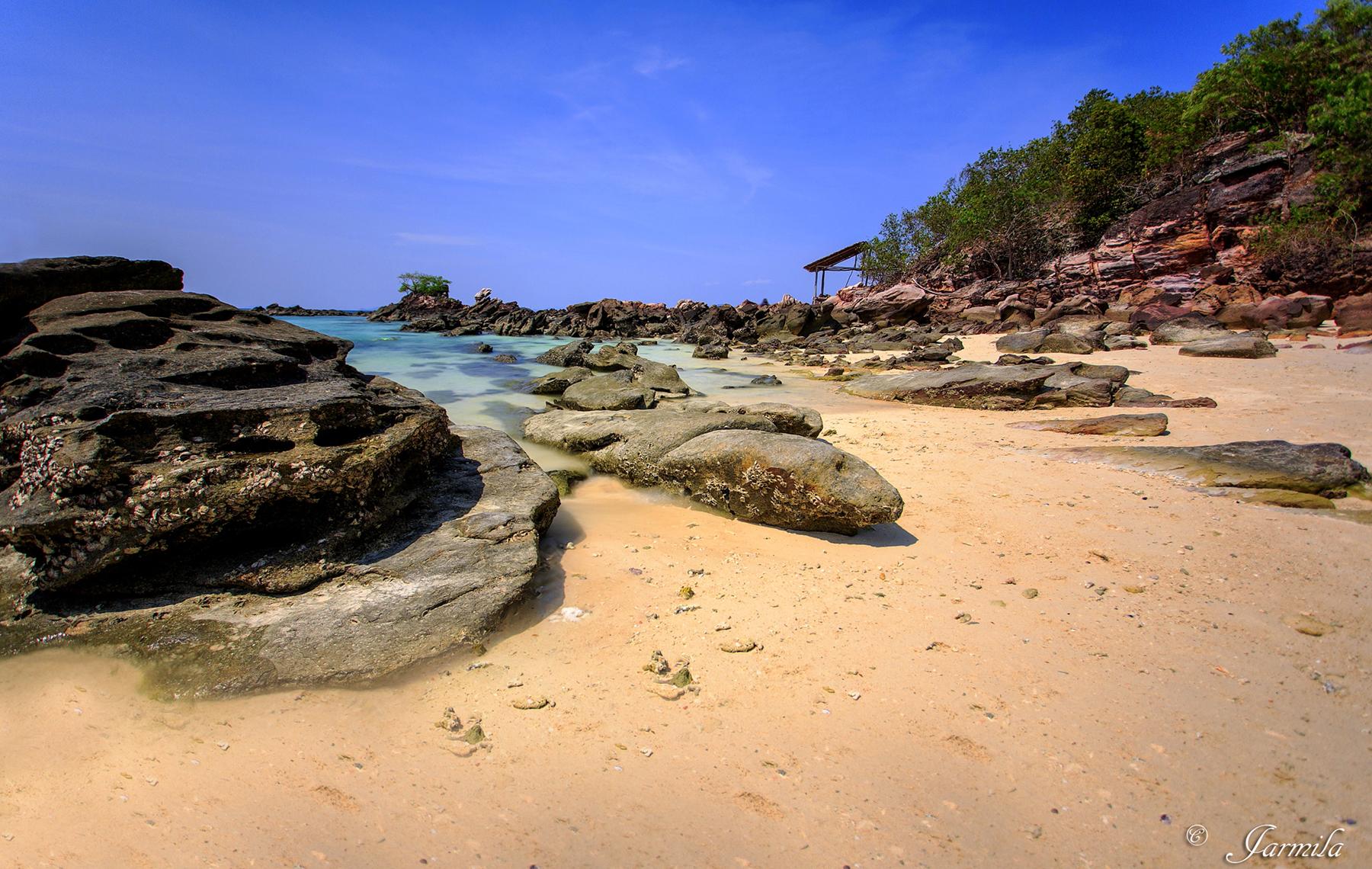 L'isola Khao Lak...